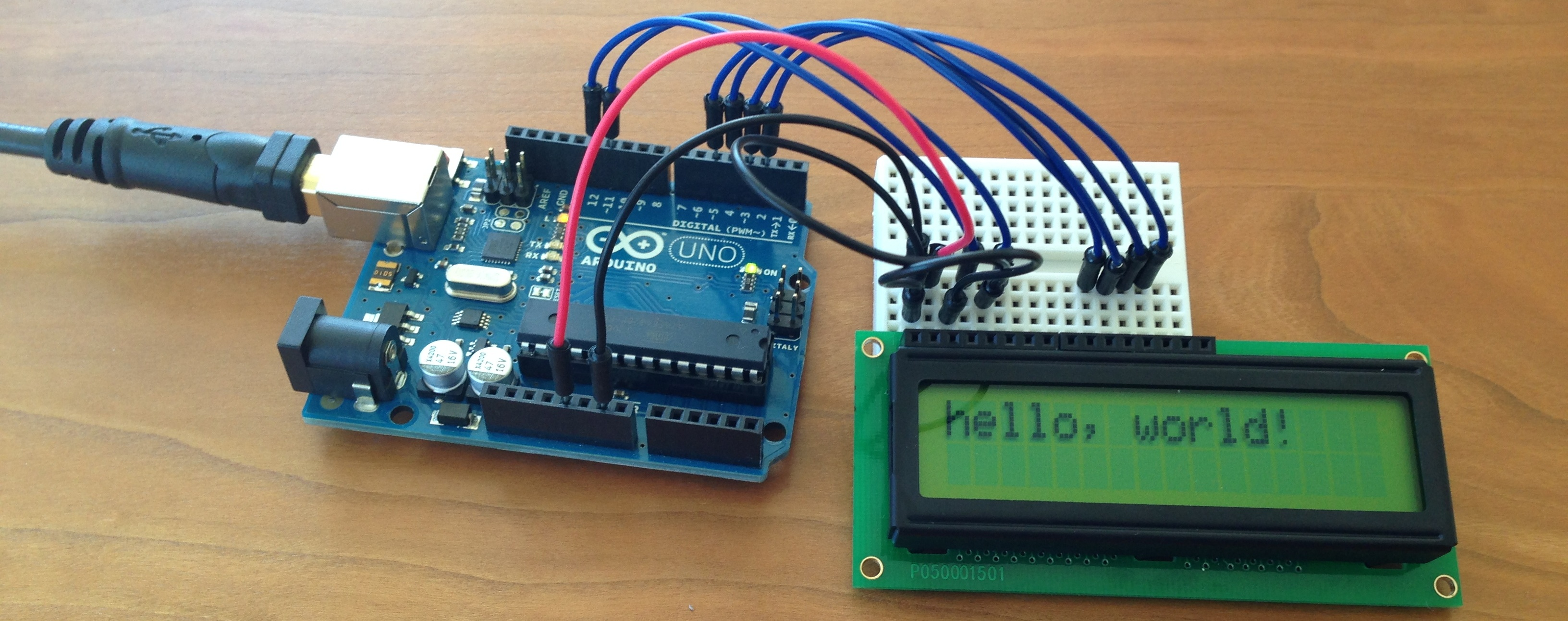 Arduino showing information from a gps on lcd